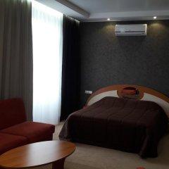 Обериг Отель 3* Стандартный номер с двуспальной кроватью фото 3