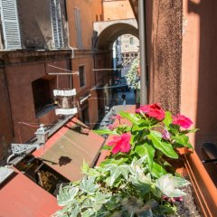 Отель San Petronio Suite Италия, Болонья - отзывы, цены и фото номеров - забронировать отель San Petronio Suite онлайн балкон