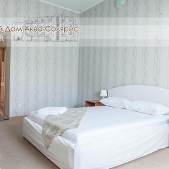Гостевой Дом Аква-Солярис Стандартный номер с двуспальной кроватью фото 4
