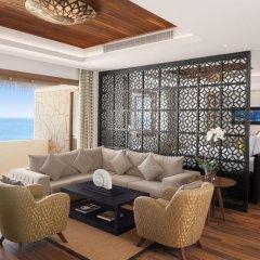 Отель Banana Island Resort Doha By Anantara 5* Люкс с различными типами кроватей фото 3