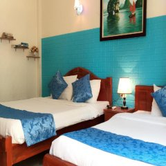 Hanoi Pearl Hostel Номер Комфорт с различными типами кроватей фото 8