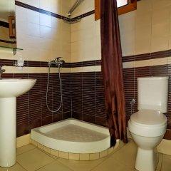 Отель Panorama Studios B ванная