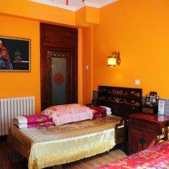 Beijing Double Happiness Hotel 3* Номер Делюкс с 2 отдельными кроватями фото 5