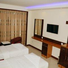 Zagy Hotel Стандартный номер с двуспальной кроватью фото 5