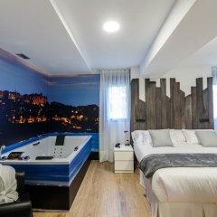 Отель Suite Home Sardinero 3* Номер Делюкс с различными типами кроватей фото 2