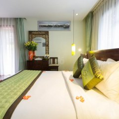 Отель Green Heaven Hoi An Resort & Spa 4* Люкс Премиум фото 3