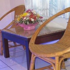 Отель Lanta Island Resort 3* Бунгало с различными типами кроватей фото 10