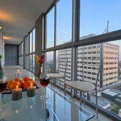 Отель City Aparthotel Wola Апартаменты с различными типами кроватей фото 6