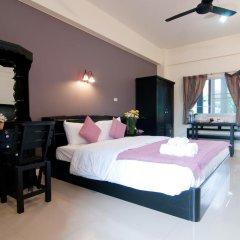 Отель Ploen Pattaya Residence 3* Стандартный номер с различными типами кроватей фото 5