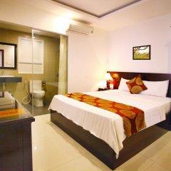 Azura Hotel 2* Стандартный номер с различными типами кроватей фото 4