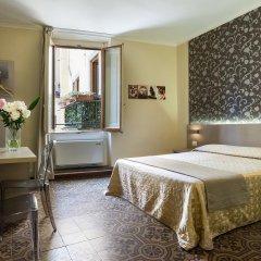 Отель Albergo Firenze 3* Стандартный номер с двуспальной кроватью фото 3