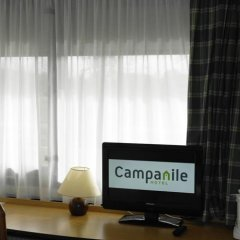 Отель Campanile Brussels - Airport Zaventem Завентем интерьер отеля