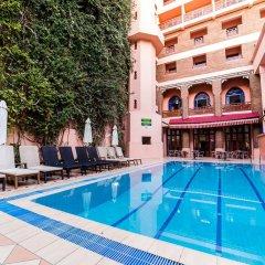 Отель Oudaya бассейн фото 3