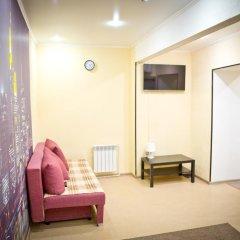 Мини-отель Столица Улучшенный номер разные типы кроватей фото 4