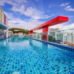 Отель Art on The Hill by Pattaya Sunny Rentals бассейн фото 2
