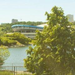 Гостиница Вояж Парк (гостиница Велотрек) бассейн фото 2
