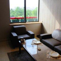 Отель Avan Plaza 3* Номер Делюкс разные типы кроватей фото 13