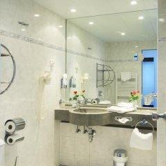 Отель Carat Golf & Sporthotel 4* Стандартный номер с различными типами кроватей фото 4