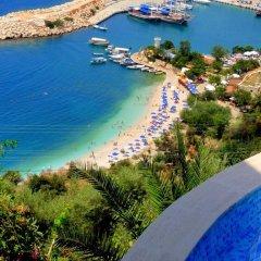 Отель Kalkandreamvilla пляж фото 2