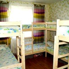Хостел Черемушки Кровать в мужском общем номере с двухъярусными кроватями фото 6