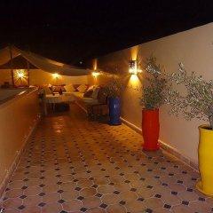 Отель Riad Bel Haj Марокко, Марракеш - отзывы, цены и фото номеров - забронировать отель Riad Bel Haj онлайн бассейн фото 2