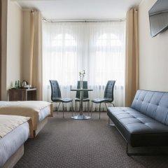 Отель Mandala Hostel & Apartments Польша, Познань - отзывы, цены и фото номеров - забронировать отель Mandala Hostel & Apartments онлайн комната для гостей фото 4