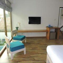 Отель Binnacle Negombo комната для гостей фото 3