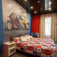 Hostel Racing Paradise Стандартный номер с различными типами кроватей фото 32
