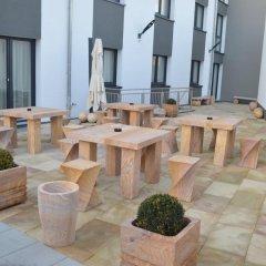 Отель NAAM Apartment Frankfurt City-Messe Airport Германия, Франкфурт-на-Майне - отзывы, цены и фото номеров - забронировать отель NAAM Apartment Frankfurt City-Messe Airport онлайн фото 2
