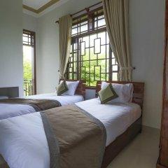 Отель Tra Que Flower Homestay Стандартный номер с двуспальной кроватью фото 5