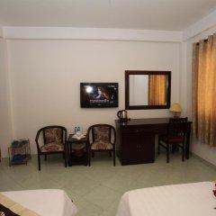 N.Y Kim Phuong Hotel 2* Улучшенный номер с различными типами кроватей фото 5