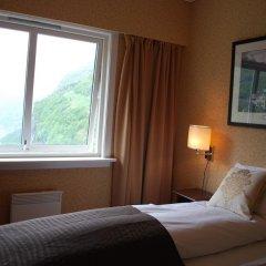Отель Hotell Utsikten Geiranger - by Classic Norway 2* Стандартный номер с различными типами кроватей
