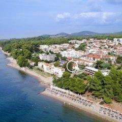 Отель 4 you Hotel Греция, Метаморфоси - отзывы, цены и фото номеров - забронировать отель 4 you Hotel онлайн пляж фото 2