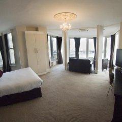 Queens Hotel 3* Студия с разными типами кроватей фото 4