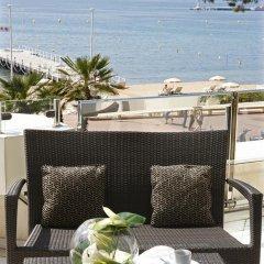 Отель JW Marriott Cannes 5* Люкс с 2 отдельными кроватями фото 7