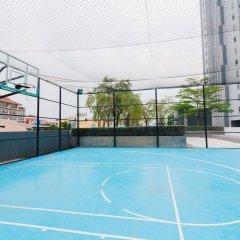 Отель The Cozy@The Base Pattaya спортивное сооружение