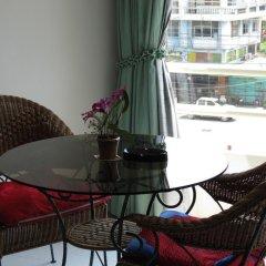 Апартаменты View Talay 1B Studio балкон