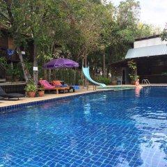 Отель Chaweng Park Place бассейн фото 3