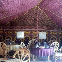 Отель Erg Chebbi Camp Марокко, Мерзуга - отзывы, цены и фото номеров - забронировать отель Erg Chebbi Camp онлайн питание фото 2