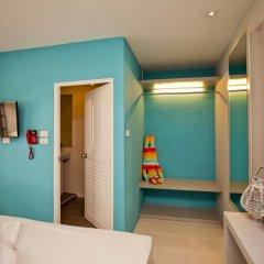 At nights Hostel удобства в номере