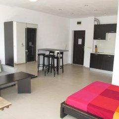 Отель Aparthotel Cote D'Azure 3* Студия Эконом с различными типами кроватей фото 37
