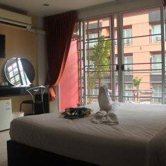 Отель Cool Sea House 2* Апартаменты разные типы кроватей фото 4