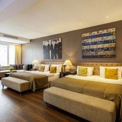 Quentin Boutique Hotel 4* Люкс с различными типами кроватей фото 10