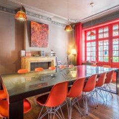 Monty Small Design Hotel Брюссель питание