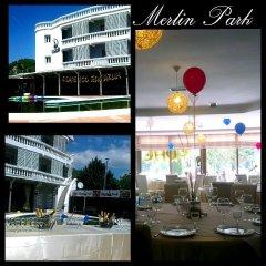 Отель Merlin Park Resort Стандартный номер фото 4