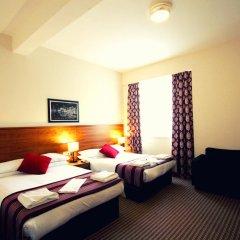 Alexander Thomson Hotel 3* Стандартный номер с разными типами кроватей фото 7
