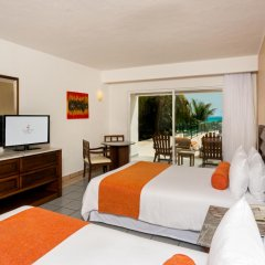 Отель Flamingo Cancun Resort Мексика, Канкун - отзывы, цены и фото номеров - забронировать отель Flamingo Cancun Resort онлайн комната для гостей фото 2