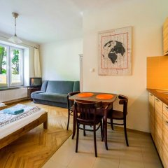 Old Town Kanonia Hostel & Apartments Люкс с различными типами кроватей фото 9