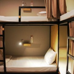 Homie Hostel & Cafe' 2* Кровать в общем номере фото 14