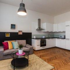 Апартаменты Comfortable Prague Apartments Апартаменты Премиум с различными типами кроватей фото 5